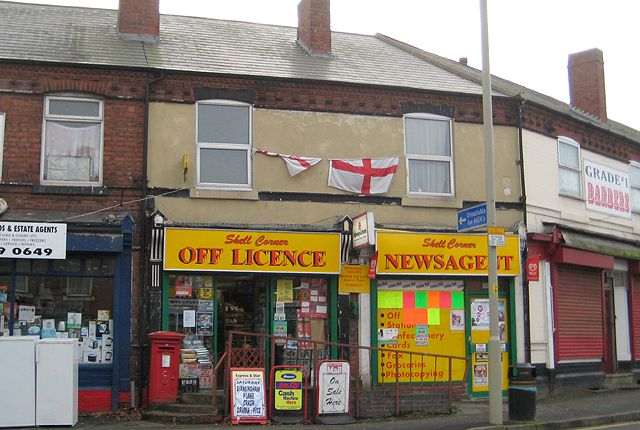 Retail premises for sale in Long Lane, Halesowen