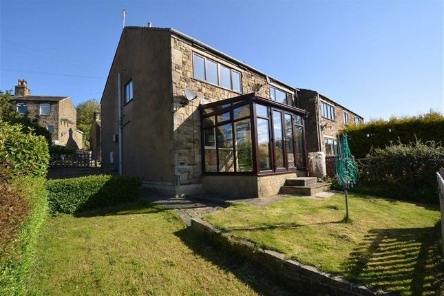Thumbnail End terrace house to rent in 10, Brookside, Denby Dale, Denby Dale Huddersfield