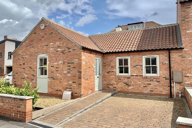 Thumbnail Semi-detached bungalow for sale in Masonic Lane, Thirsk