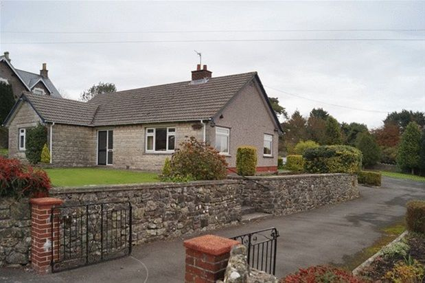 Thumbnail Detached bungalow for sale in Oakhill, Radstock