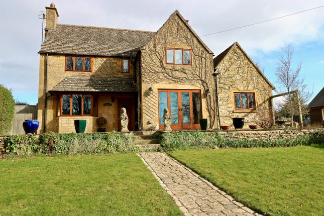 Thumbnail Detached house for sale in Aston Road, Chipping Campden