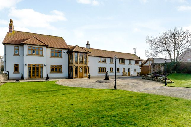 Thumbnail Detached house for sale in Mansfield Road, Skegby, Sutton-In-Ashfield, Nottinghamshire