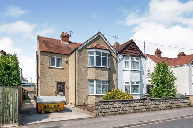 Semi-detached house for sale in Coverley Road, Headington, Oxford