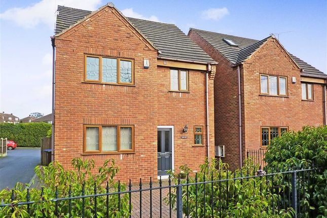Thumbnail Detached house to rent in Sandy Lane, Brown Edge, Stoke-On-Trent