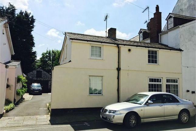 Thumbnail End terrace house for sale in Old Market Street, Usk, Monmouthshire