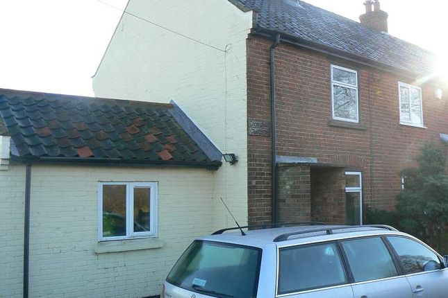 Thumbnail Cottage to rent in Tan House Flats, St. Benedicts Road, Beccles