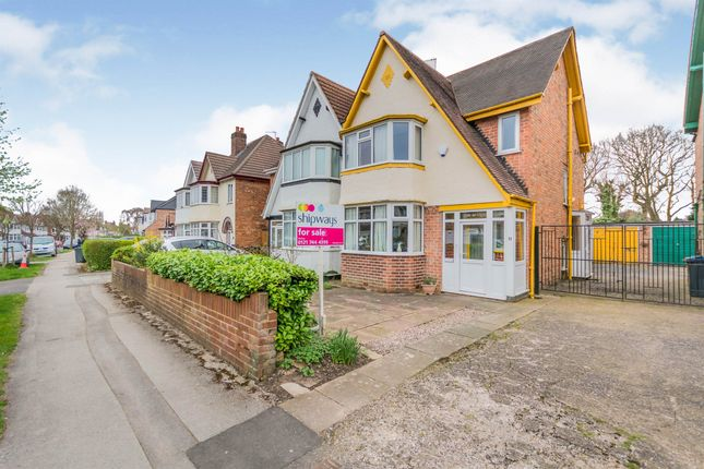 Thumbnail Semi-detached house for sale in Ingestre Road, Hall Green, Birmingham