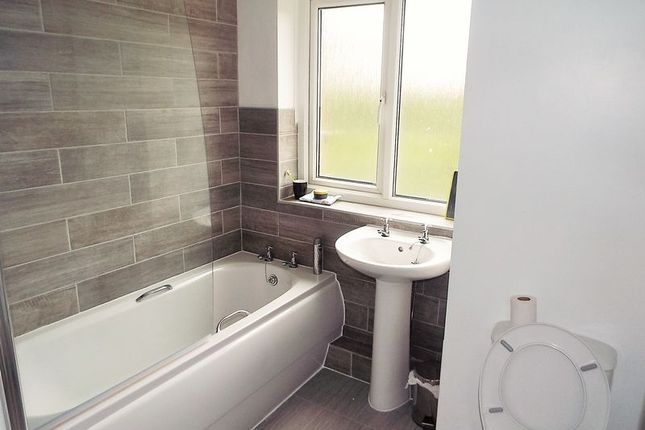 Bathroom of Fletcher House, Percy Main, North Shields NE29