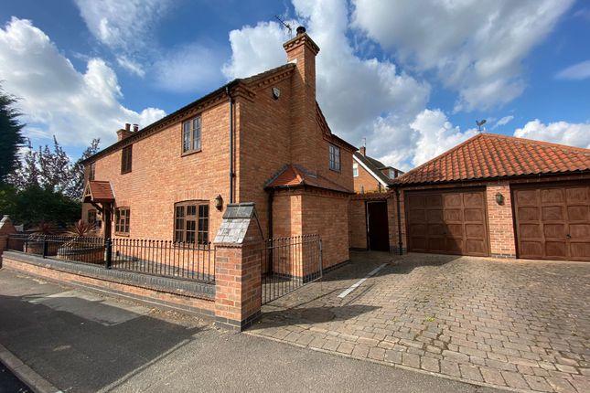 Thumbnail Detached house to rent in Main Street, Burton Joyce, Nottingham