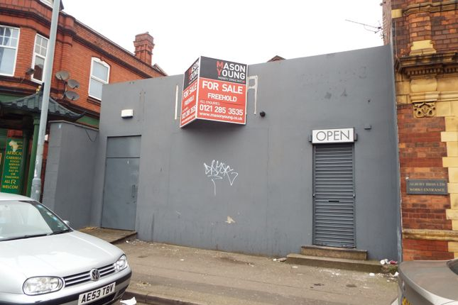 Thumbnail Retail premises for sale in 39-40 Summerhill Road, Sandpits