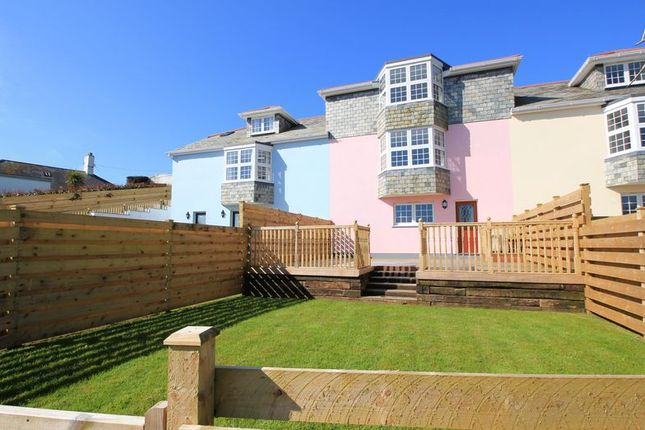 Thumbnail Terraced house for sale in Newton Road, St. Mawes, Truro