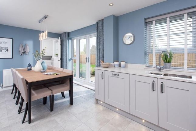 """4 bed detached house for sale in """"Windermere"""" at Long Lane, Driffield YO25"""