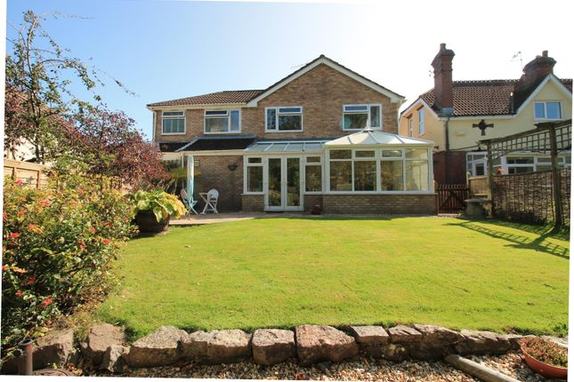 Thumbnail Detached house for sale in Claverham Road, Claverham, North Somerset