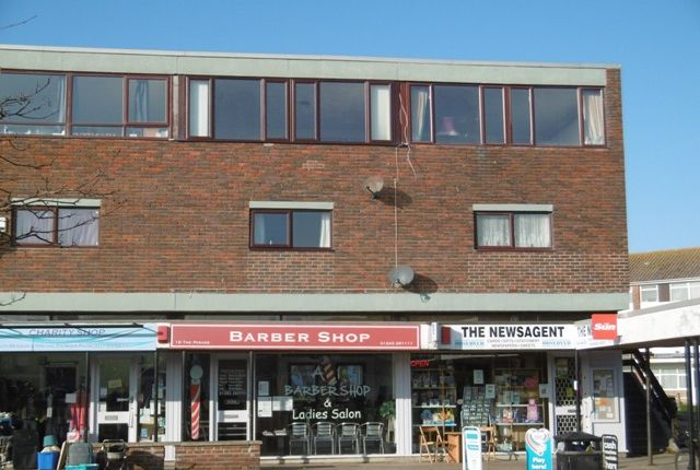 Thumbnail Flat to rent in The Parade, Pagham, Bognor Regis, West Sussex.