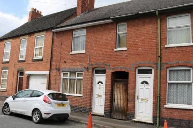 Thumbnail Room to rent in Offa Street, Tamworth