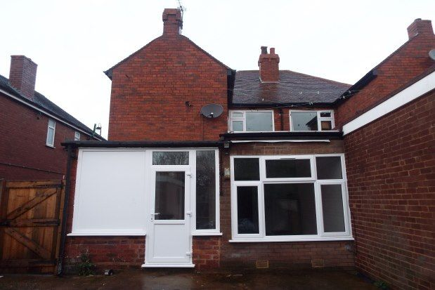 Thumbnail 3 bed property to rent in Cannock Road, Cannock