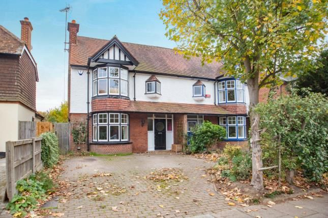 Thumbnail Semi-detached house for sale in St Augustines Road, Canterbury, Kent, Uk