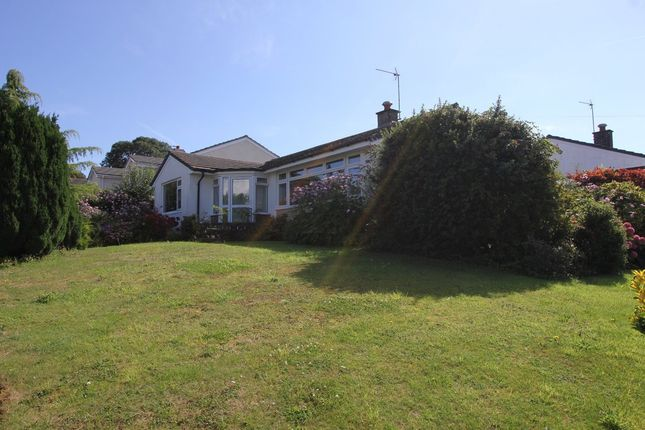 Thumbnail Detached bungalow for sale in Vale Close, Galmpton, Brixham