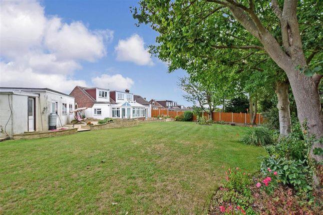 Rear Garden of Fairview Road, Istead Rise, Kent DA13