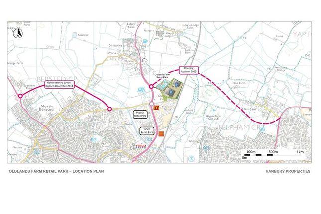 Thumbnail Land for sale in Oldlands Farm, Steyning Way, Bognor Regis, West Sussex