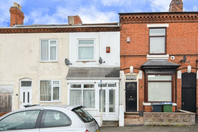 Thumbnail Terraced house for sale in Gladys Road, Bearwood