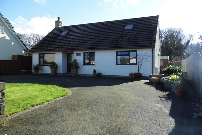 Thumbnail Detached bungalow for sale in Pafin Bach, Carreg Coetan, Newport, Pembrokeshire