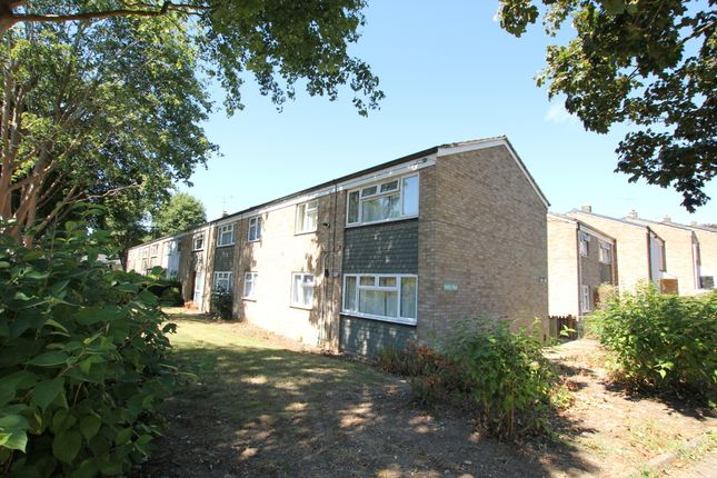 Thumbnail Flat to rent in Verity Way, Stevenage