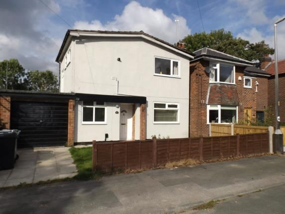Thumbnail Detached house for sale in Hampson Crescent, Handforth, Wilmslow, Cheshire