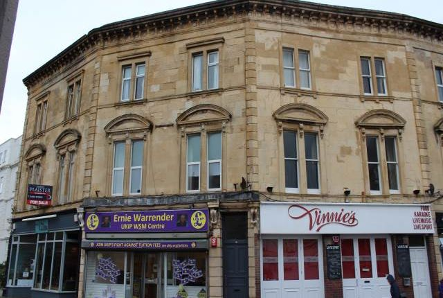Thumbnail Flat to rent in West St, Weston-Super-Mare, North Somerset