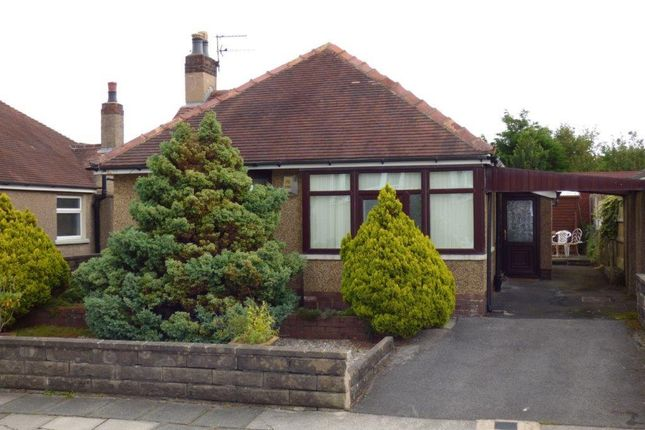 Thumbnail Detached bungalow for sale in Alan Grove, Heysham