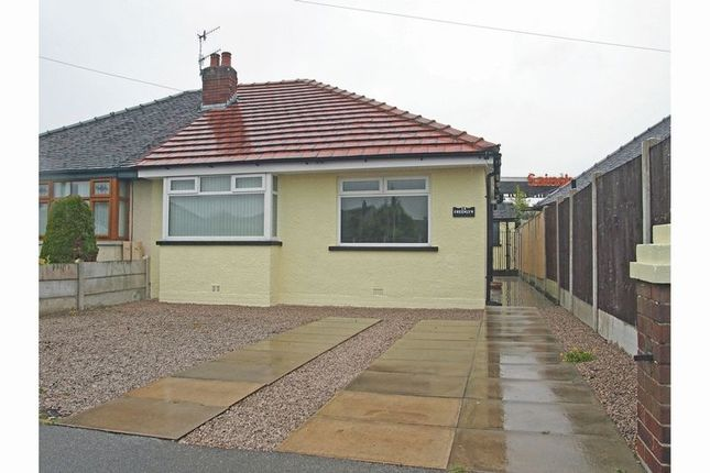 Thumbnail Semi-detached bungalow to rent in Branksome Drive, Morecambe