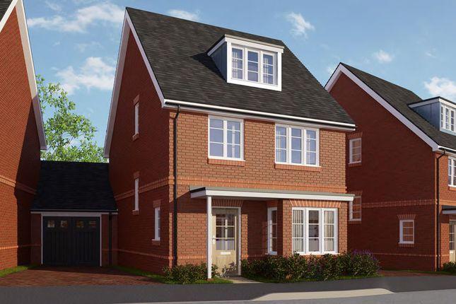 Thumbnail Link-detached house for sale in Parklands, Woodlands Avenue, Woodley, Berkshire