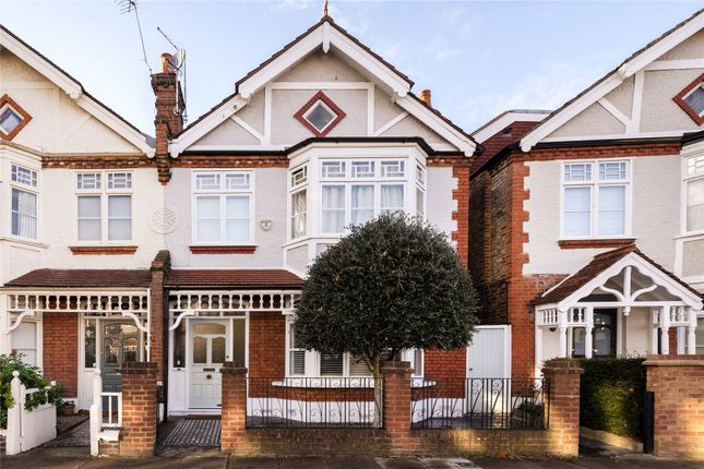 Thumbnail Detached house for sale in St. Albans Avenue, London