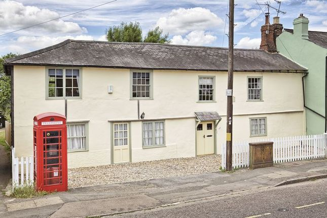 Thumbnail Detached house for sale in High Street, Widford, Ware