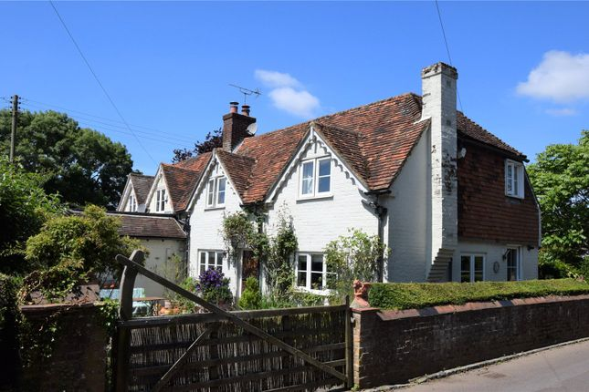3 bed semi-detached house for sale in Ivy Cottages, Down End, Chieveley, Newbury RG20