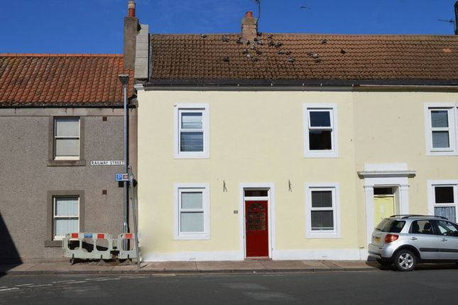 Terraced house for sale in Railway Street, Berwick-Upon-Tweed