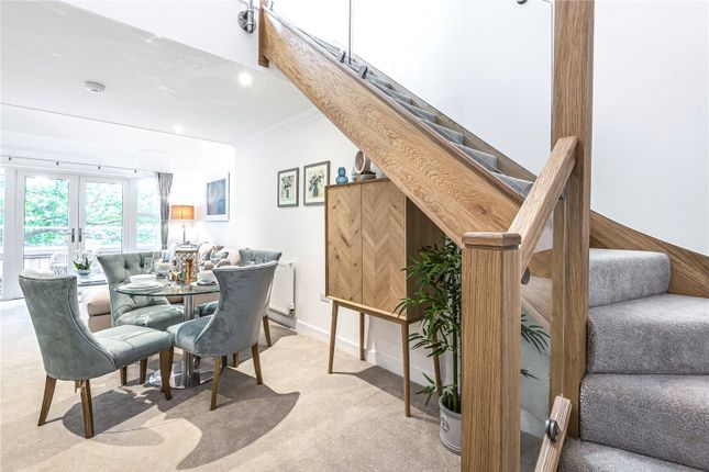 Thumbnail Flat for sale in Station Road, Rustington, West Sussex