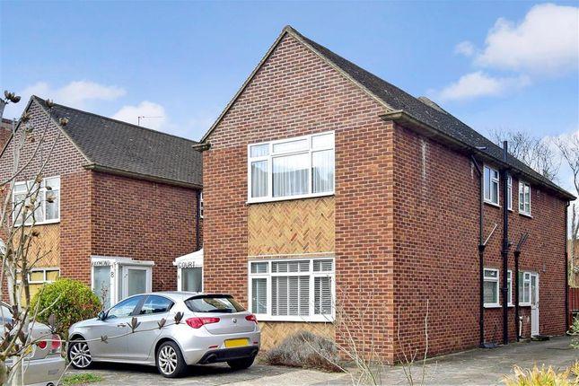 Thumbnail Maisonette for sale in Mulgrave Road, South Sutton, Surrey