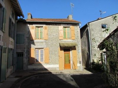 Thumbnail Property for sale in Gouex, Vienne, France