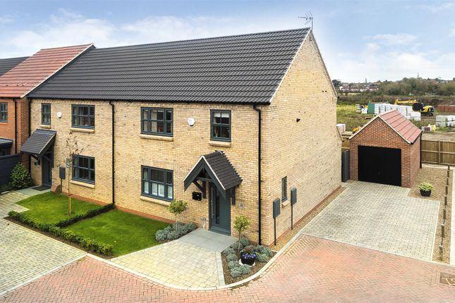 End Terrace House For Sale In Plot 22, Valley View, Retford
