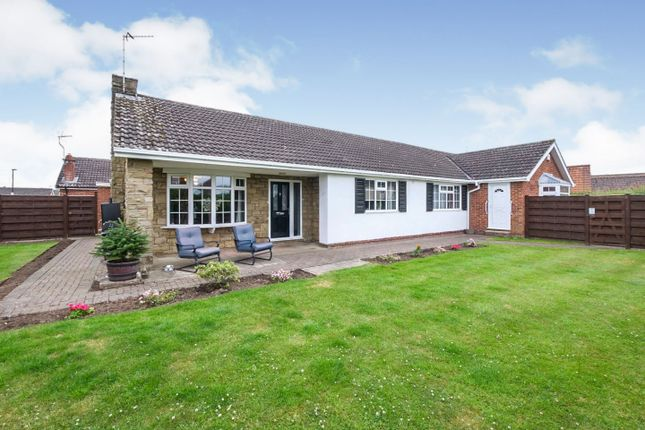 Thumbnail Detached bungalow for sale in Strensall Road, Huntington, York