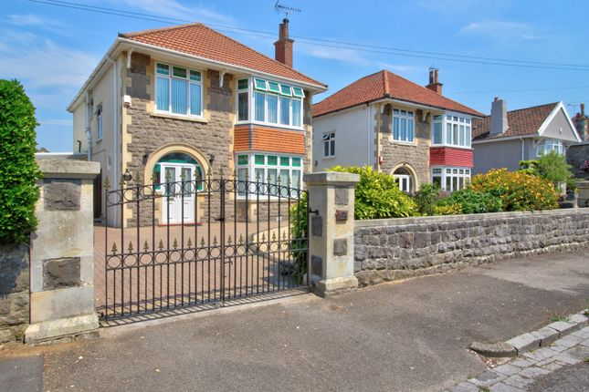 Thumbnail Detached house for sale in Elmsleigh Road, Weston-Super-Mare