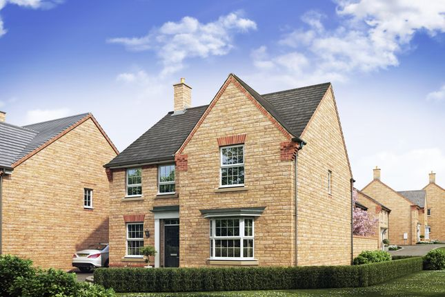 "Thumbnail Detached house for sale in ""Holden"" at Guan Road, Brockworth, Gloucester"