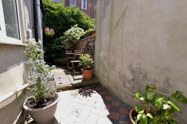 Garden of Shaftesbury Avenue, Montpelier, Bristol BS6