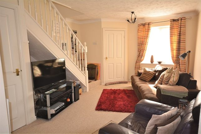 Living Room of Walwyn Place, St. Mellons, Cardiff. CF3
