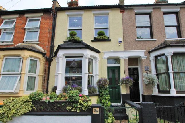 Thumbnail Terraced house for sale in Dore Avenue, London