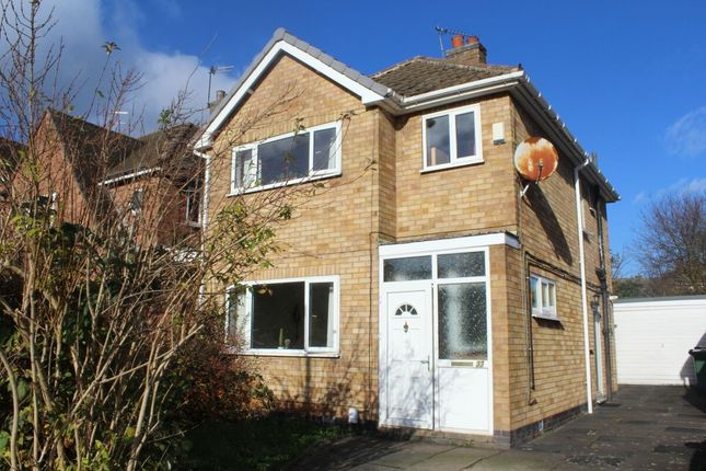 3 bed detached house for sale in Kirkstone Drive, Loughborough LE11