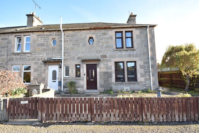 3 bed end terrace house for sale in Cathedral Road, Elgin IV30