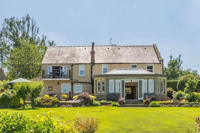 Thumbnail Detached house for sale in Furrowfield, Scotton, Near Knaresborough, North Yorkshire