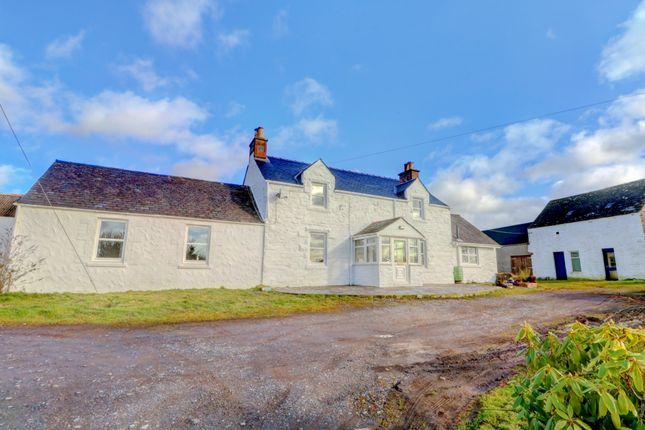 Thumbnail Detached house for sale in Crossmichael, Castle Douglas